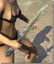 Glass Iron Dagger 2