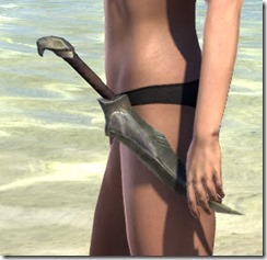 High Elf Orichalc Dagger