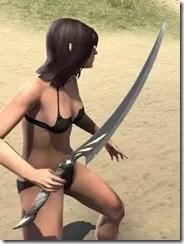 Hollowjack Iron Sword 2