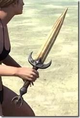 Khajiit Dwarven Dagger 2