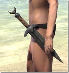 Khajiit Orichalc Dagger