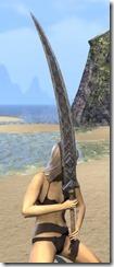 Malacath Iron Greatsword