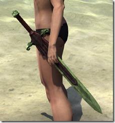 Maormer Sword