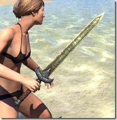 Nord Orichalc Sword 2