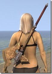 Orc Dwarven Battle Axe 2