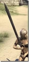 Orc Iron Greatsword