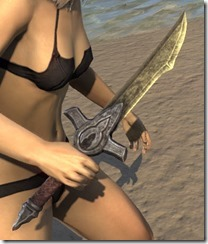 Orc Orichalc Dagger 2