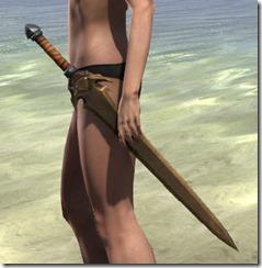 Primal Dwarven Sword
