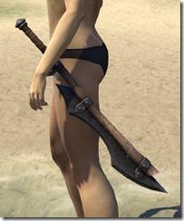 Primal Iron Sword