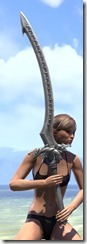 Pyandonean Iron Greatsword 2