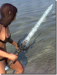 Stahlrim Frostcaster Iron Sword 2