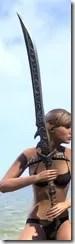 Dremora Iron Greatsword 2