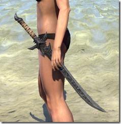 Dremora Iron Sword 1