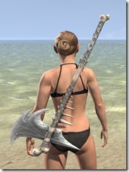 Dead-Water Iron Battle Axe 1