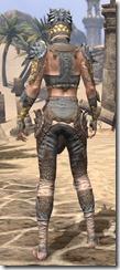 Dead-Water Rawhide - Female Rear