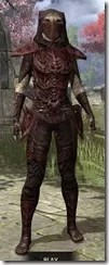 Ashlander Medium - Khajiit Female Front