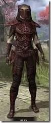 Ashlander Medium - Khajiit Female Front