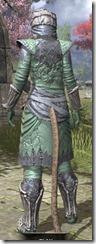 Ashlander Homespun - Khajiit Female Shirt Rear