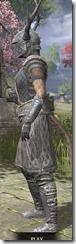 Bloodforge Iron - Khajiit Female Side