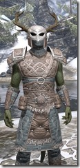 Bloodforge Rawhide - Argonian Male Close Front