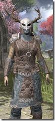 Bloodforge Rawhide - Khajiit Female Close Front
