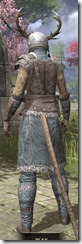 Bloodforge Rawhide - Khajiit Female Rear