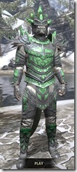 Buoyant Armiger Iron - Argonian Male Front