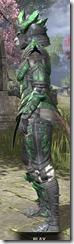 Buoyant Armiger Iron - Khajiit Female Side