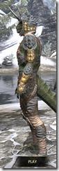 Dead-Water Rawhide - Argonian Male Side