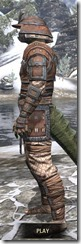 Akaviri Rawhide - Argonian Male Side
