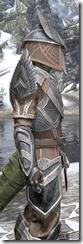 Aldmeri Dominion Homespun - Argonian Male Shirt Close Side