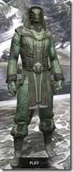 Ancient Elf Homespun - Argonian Male Shirt Front