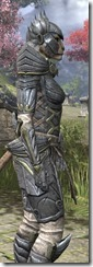 Ancient Elf Iron - Khajiit Female Close Side