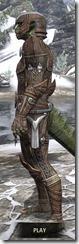 Ancient Elf Rawhide - Argonian Male Side