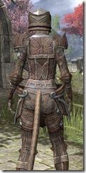Ancient Elf Rawhide - Khajiit Female Close Rear