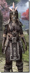 Argonian Full-Leather - Khajiit Female Close Front