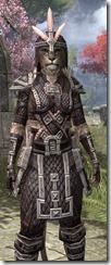 Argonian Full-Leather - Khajiit Female Close Front