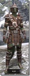 Argonian Hide - Argonian Male Front