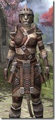 Argonian Hide - Khajiit Female Close Front