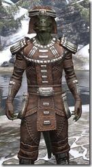 Argonian Iron - Argonian Male Close Front