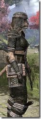 Argonian Leather - Khajiit Female Close Side