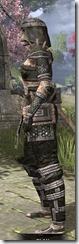 Argonian Leather - Khajiit Female Side