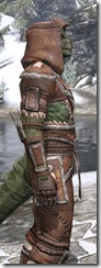 Argonian Linen - Argonian Male Shirt Close Side