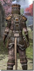 Argonian Orichalc - Khajiit Female Close Rear