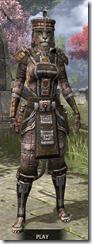 Argonian Orichalc - Khajiit Female Front