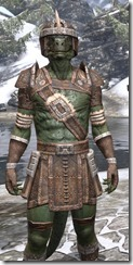 Argonian Rawhide - Argonian Male Close Front