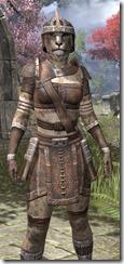Argonian Rawhide - Khajiit Female Close Front