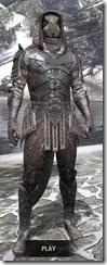 Assassins League Iron - Argonian Male Front