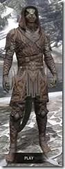 Assassins League Rawhide - Argonian Male Front