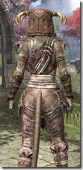 Barbaric Rawhide - Khajiit Female Close Rear
